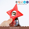 2 in 1 red ABS dart bottle opener