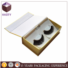 Eyelash box with window paper box packaging