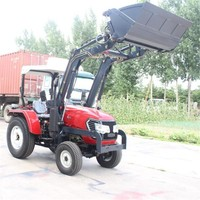 4 wheel drive 30HP kubota mini traktor MAP304