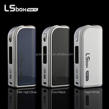 The best vaping mod LSS LSBOX 80W TC wholesale super vapor e cigarette
