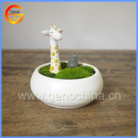 outdoor plastic flower pots and urns for home and garden flower wholesale
