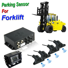 2014 NEW Design Bus/Forklift/Truck reverse aid parking sensor