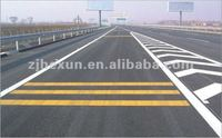 Road Line Marking Material Thermoplastic Or Cold Type Both Available