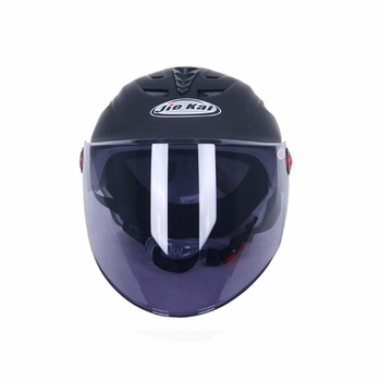 Open Face Motorcycle Street Bike Helmet With Cool Version