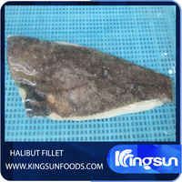 Fresh Material Frozen Greenland Halibut
