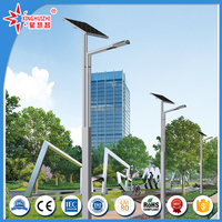 Quality Manufacturer Solar Street Light Energy