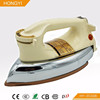 Golden Soleplate National Automatic Electric Iron