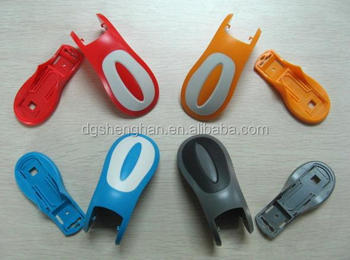 OEM plastic injection molding Plastic Two-color Mouse