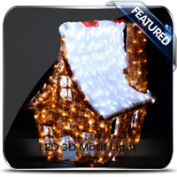 ce wholesale outdoor christmas acrylic sculpture furniture
