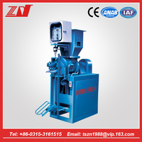 New bag packaging type semi auto portable packaging machine in cement plant