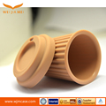 Hot new products eco friendly silicone travel folding collapsible reusable coffee cup