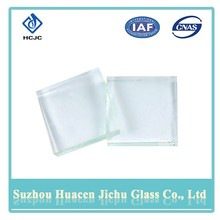 Modern hot sale high 12mm thick tempered glass