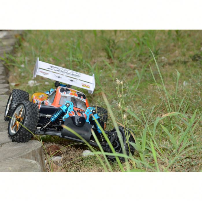 High Performance Racing Off Road RC Pro Buggy 1:8 Nitro