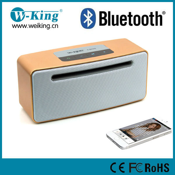 2017 new innovation WEIKING X7 Wireless Bluetooth speaker sound box with large output, 10W, 4000mAh