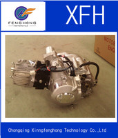 Qualified motocycle 90cc engine automatic clutch feet start single cylinder ATV's motor kit horizontal low noise