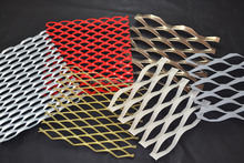 high quality low price decorative expanded metal/expanded wire mesh/diamond expanded mesh supplied by China factory