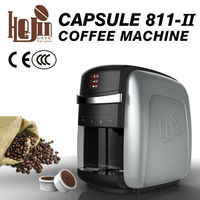mini size automatic cafe making machinery with ABS plastic housing material,making cafe au lait
