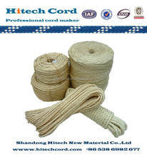 8mm Natural Color Sisal Rope Untreated