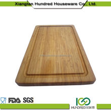 Super Quality Promotion Personalized Square Bamboo Cutting Board