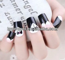 Hot sale Fashion Nail polish stickers
