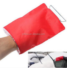 Auto Snow Ice Frost Shovel Waterproof Clean Tool Hand Gloves / ice scraper / snow brush