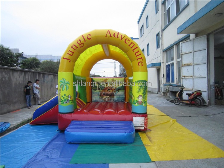 Most popular cheap inflatable bouncy castle for sale