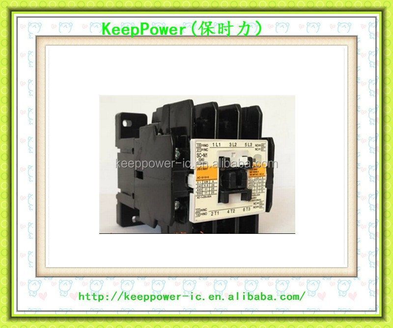 Hot offer Electromagnetic AC contactor SC-N1 26A AC110 220 380V New and Original