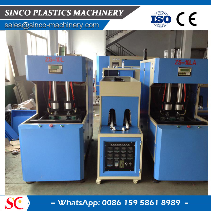 Factory supply plastic plastic bottle making machine