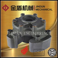 ZCB 50 oil charge transfer gear pump for loader transmission