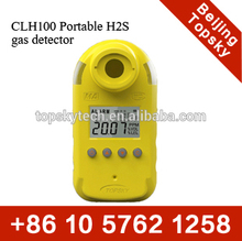 gas detector calibration
