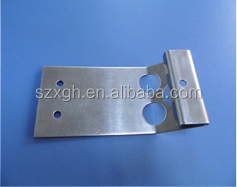 Free sample OEM Sheet metal fabrication products/ Galvanized steel stamping parts