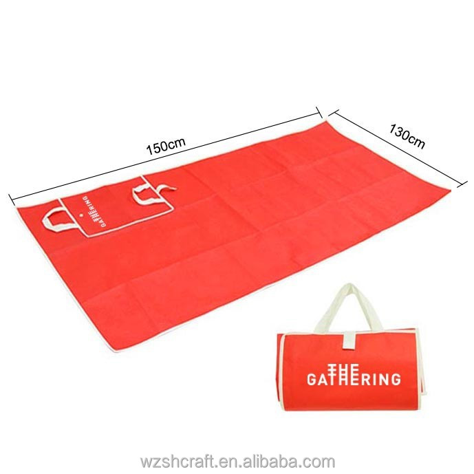 Hot Sale China Cheap Customized Non woven picnic mats