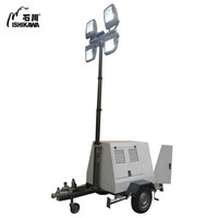 Portable Led Tower Light Price Mobile