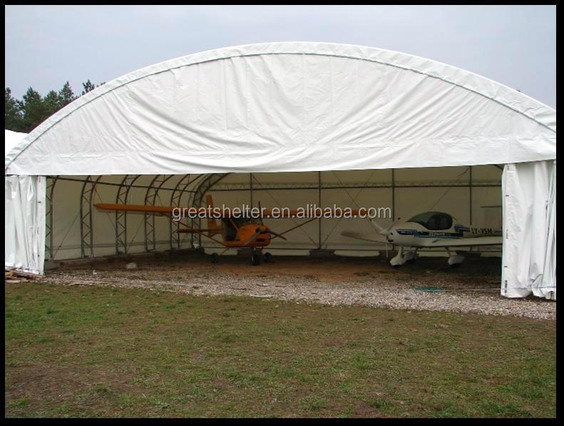 Outdoor Dome Storage Building
