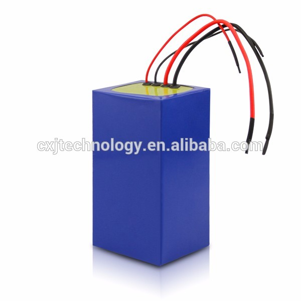 high quality 48v 50ah lifepo4 battery pack with CE certificate