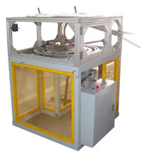 Round Tin Can Lid Curling Machine /Curler For Food Beverage Chemical Tin Can Production Making Line
