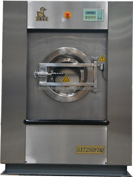 25 kg commercial laundry machine