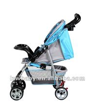 "Big cheap baby carrier/Blue/red/ Wheel:6"" ( Model:H210)"