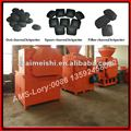 coal dust coke powder charcoal coal briquetting machine