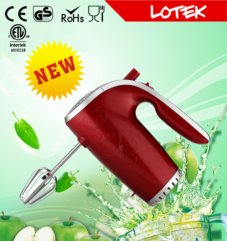 Reasonable & acceptable price electric fruit juice hand food mixer