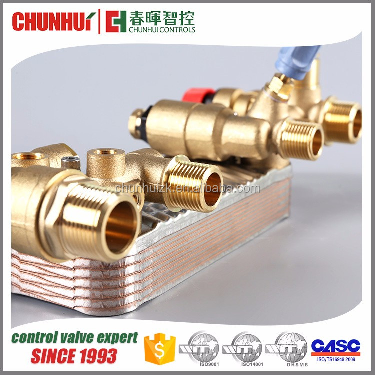 BH-01 water flow control valve, hydraulic solenoid valve, control hydraulic valve