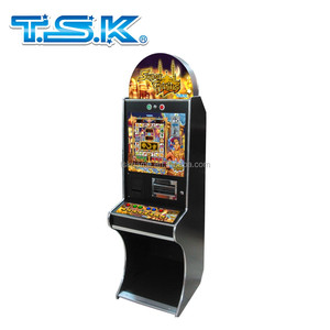 Mario Arcade game MY-17 Super Genius casino amusement machine