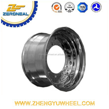 China top brand Zeroneal aluminum truck wheel rims 22.5 for sale