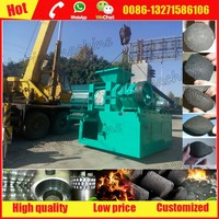 Hydraulic pressure carbon black briquette machine with factory price