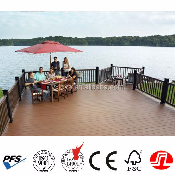 longlife outdoor wpc waterproof outdoor laminate flooring