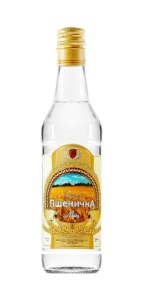 Pshenichnaya (Wheat) vodka 500 ml