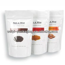 FDA Stand up bags for nuts and dried fruit