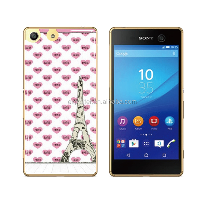Free sample ultra thin soft epoxy mobile phone cover case for sony xperia z2 case