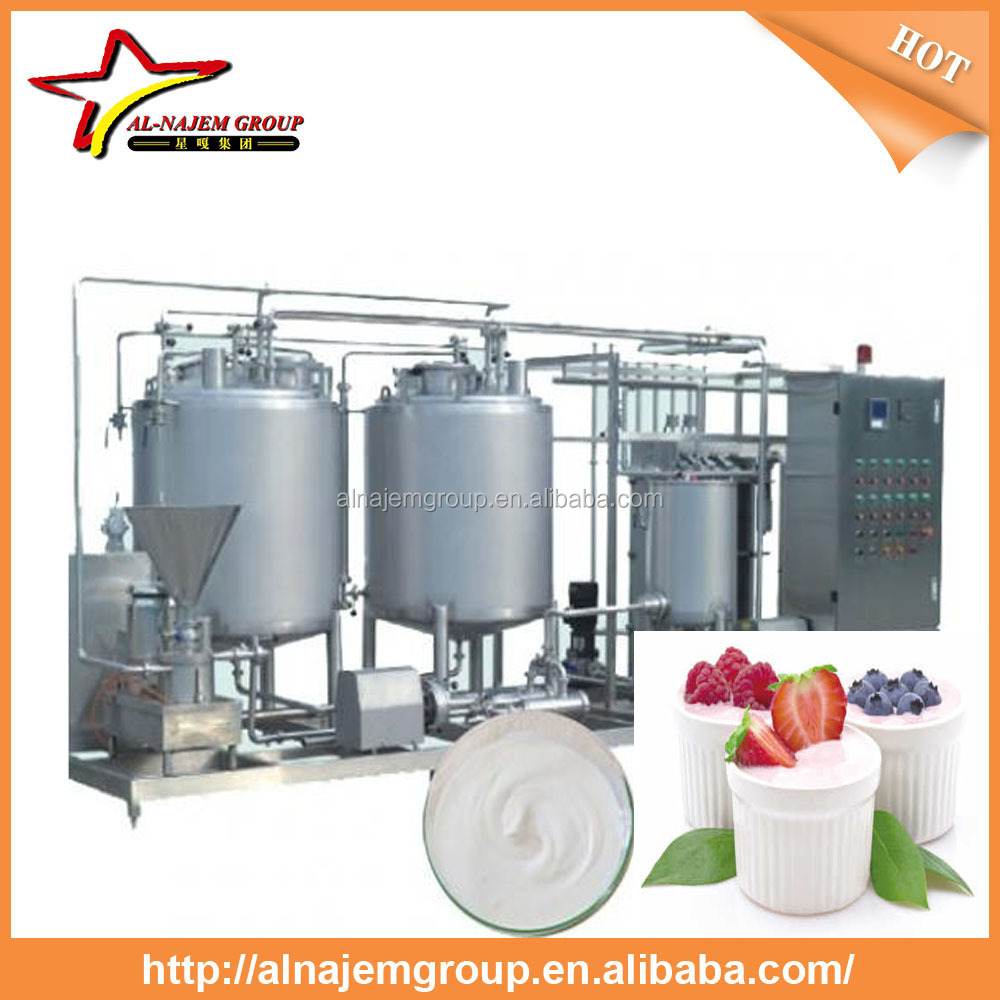 yogurt making machine industrial yogurt making machine yogurt filling machine