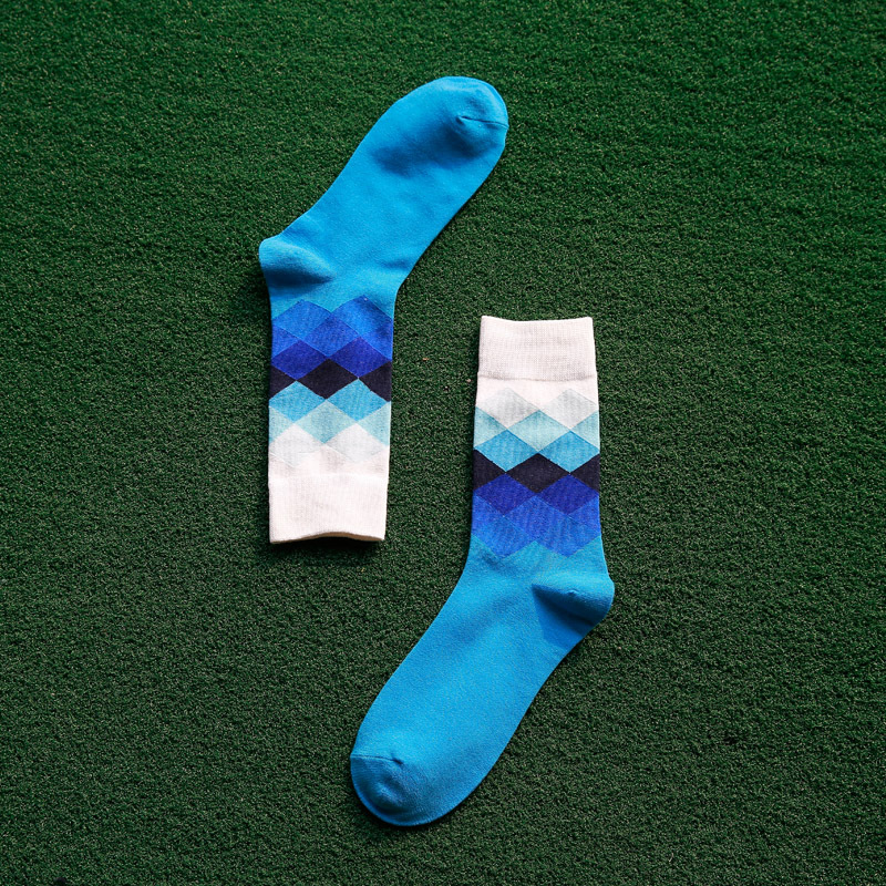 300+ stock designs new style comfortable soft cotton woman and man socks custom socks available
